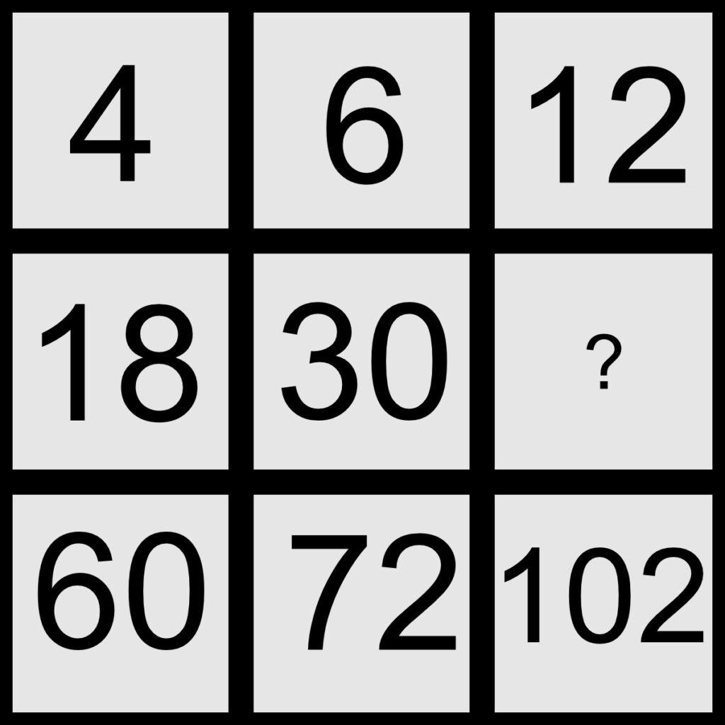KewlActiveMinds - Daily MindMeld Brain Teaser Logic Puzzle Math Puzzle