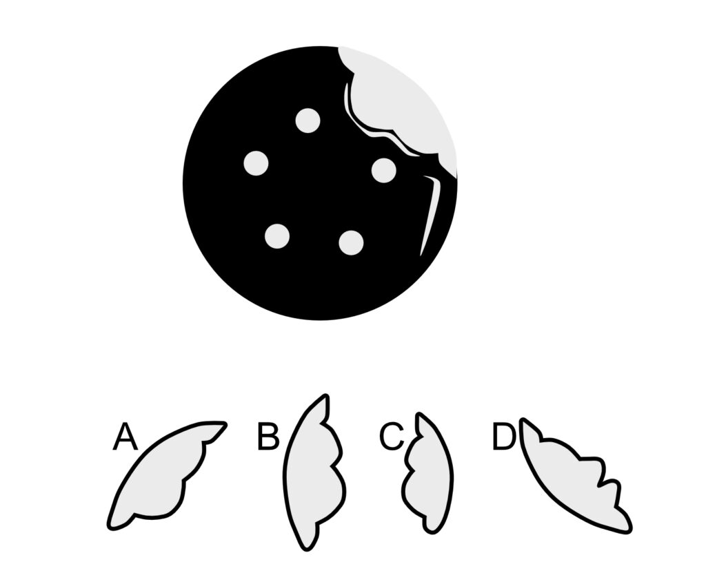 KewlActiveMinds - Daily Mind Melds Brain Teaser Logic Puzzle Shape Puzzle