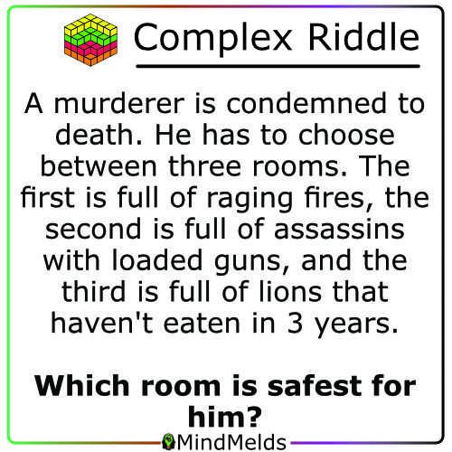 KewlActiveMinds Mindmelds - Word Puzzle, Brainteaser, Riddle