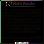 KewlActiveMinds - Math Puzzle Logic Puzzle Brainteaser Brain Game