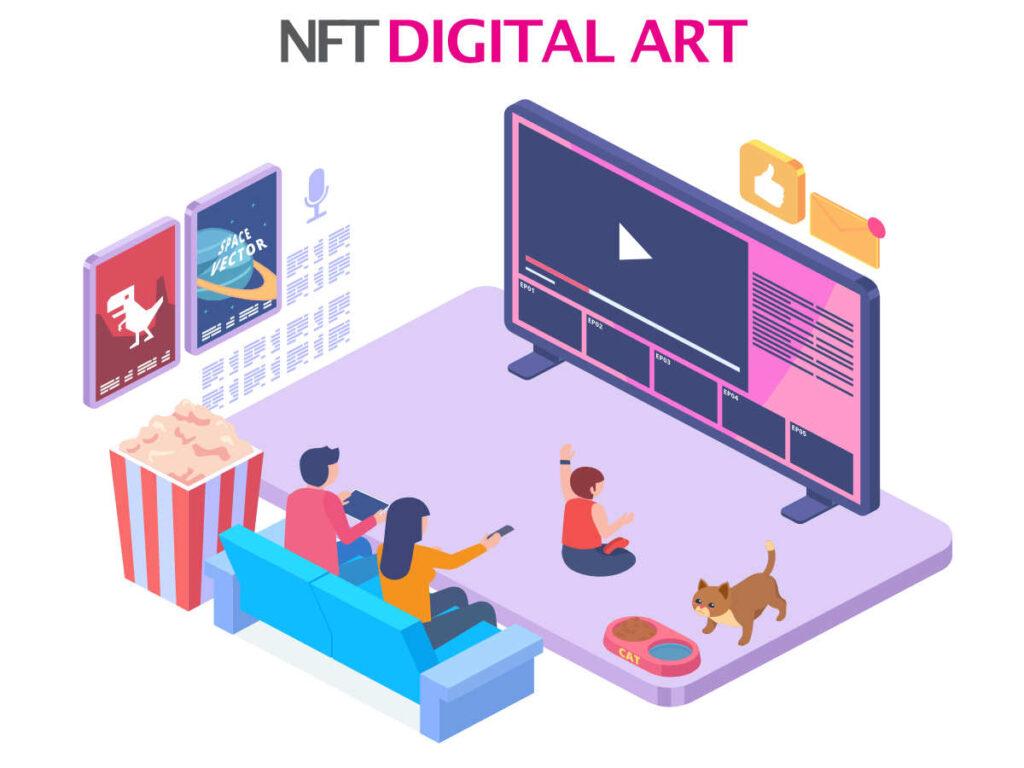 KewlActiveMinds NFT Digital Art