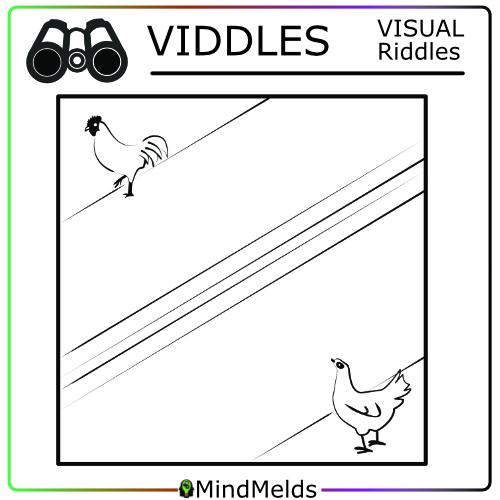 KewlActiveMinds Viddles - Mindmelds Brainteasers Brain Games