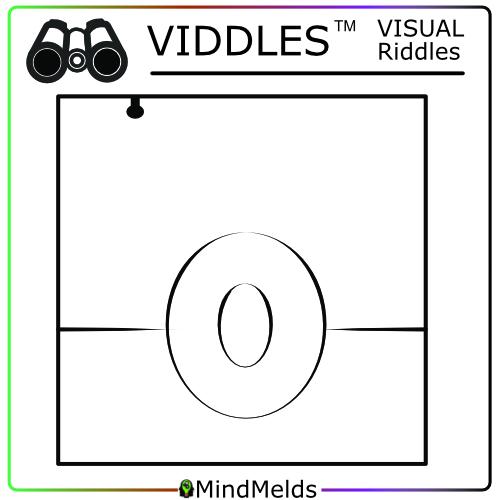 Mindmelds Viddle - Visual Riddle Brainteaser Brain Game