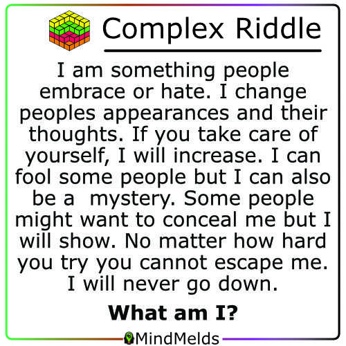 Riddle KewlActiveMinds Mindmelds - Word Puzzle Brainteasers Brain Games