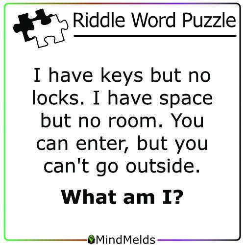 Riddle Mindmelds KewlActiveMinds - Puzzle Brainteaser